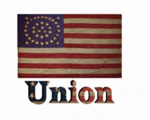 union army flag